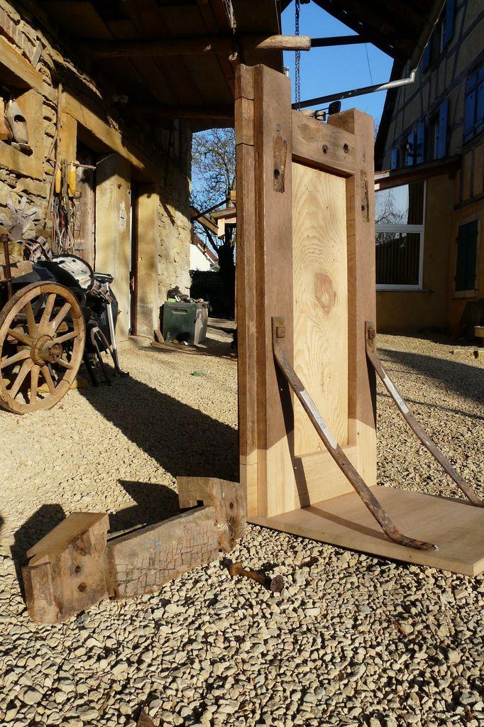 Le Monte Charge Moulin De Hundsbach border=